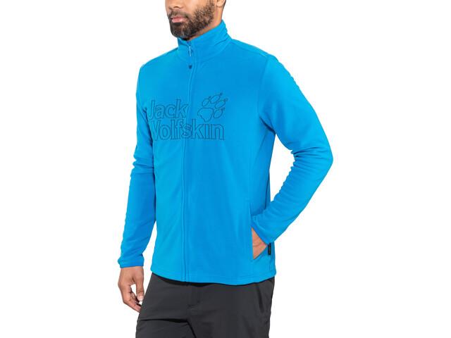 Jack Wolfskin Zero Waste Jacket Herren electric blue